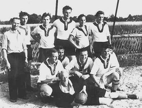SG Lebus - Kreismeister 1959